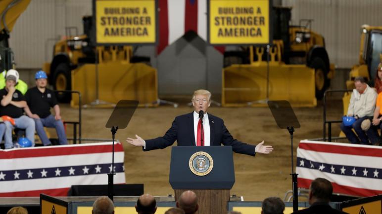 ترمب: انسحاب أميركي من سوريا قريبا جدا